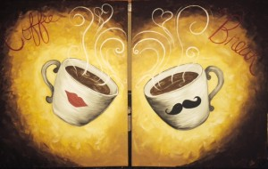 Coffee Cups Date Night Happy Hour Event