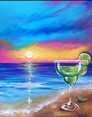 Margarita Sunrise Event